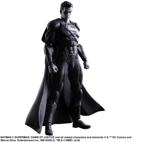 Play Arts -Kai- Superman NYCC variant