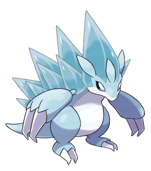 Alolan (Ice/Steel) Sandslash