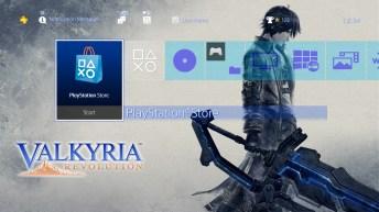 Valkyria Revolution - PS4 theme 02