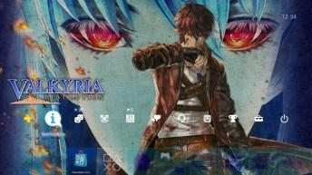 Valkyria Revolution - PS4 theme 01