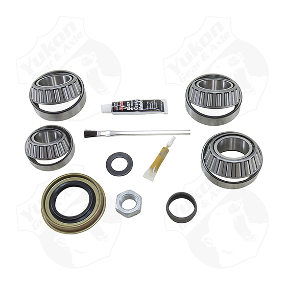 Yukon bearing install kit for Dana 44 JK non-Rubicon rear