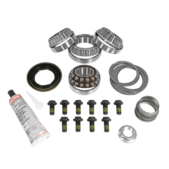 Yukon Master Rebuild Kit for Jeep Wrangler JL Dana 44
