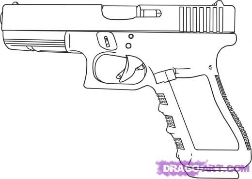 A nigga who could draw Glocks better than sketch