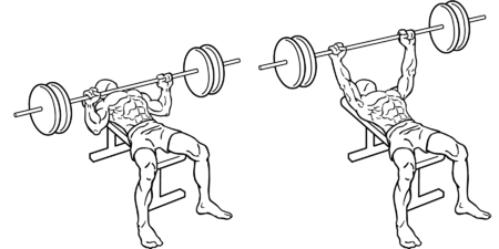 I don't lift weights, but I bench press..