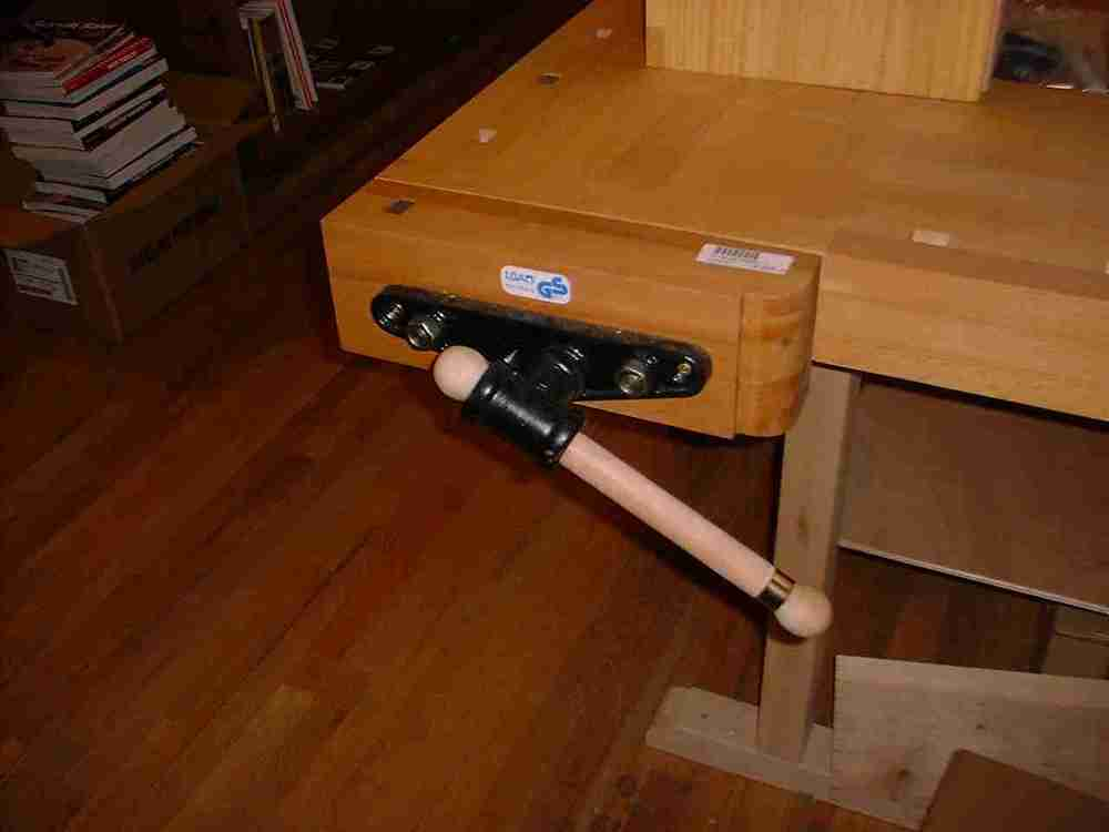 Carpenters Vise  Diy Woodworking Projects
