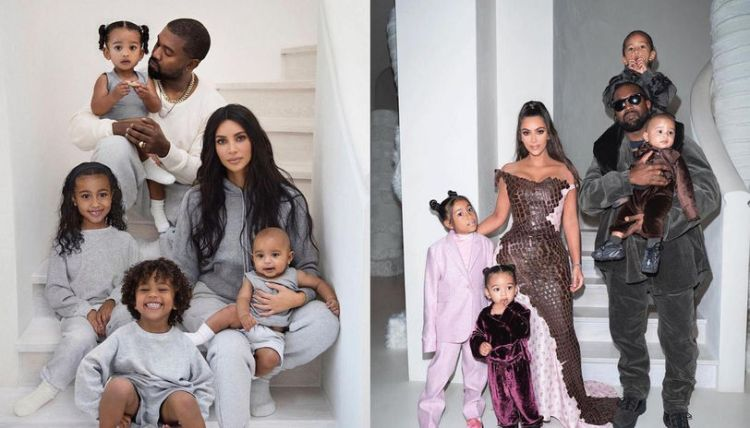 Kanye West took the kids to Wyoming without Kim - Real ...