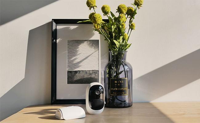 Uzun Pil Ömrü Güvenlik Kamerası