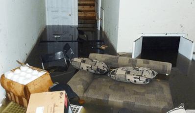 Water damage restoration Longboat Key   ServiceMaster by