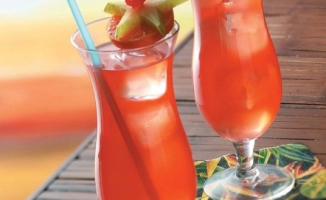 Passion Fruit Hurricanes Cocktail Recipes