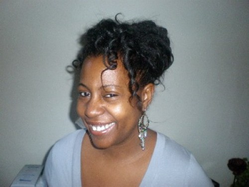 flexi rod updo