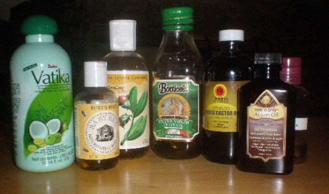 benefits of natural oils for the hair