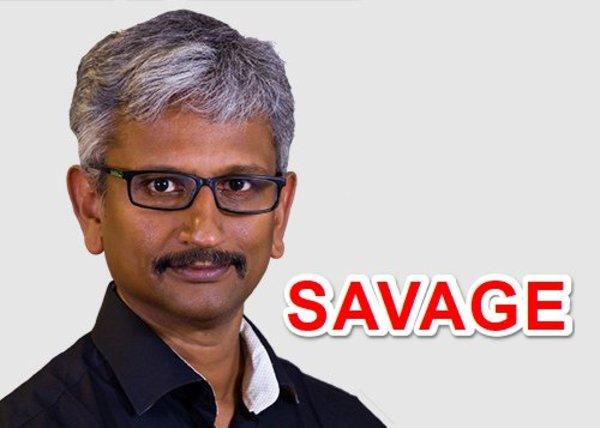 Raja Koduri, former head of Radeon Technology Group.