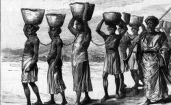 History of slavery and early colonisation in South Africa |