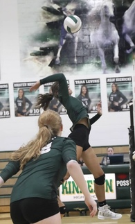 Sofia Stack's Women's Volleyball Recruiting Profile