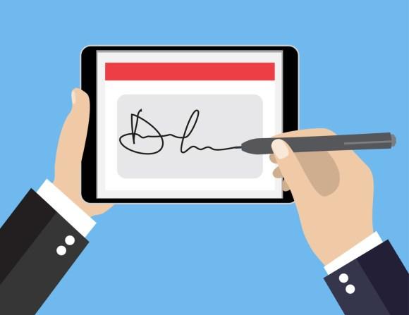 Assinatura digital: o futuro do mercado imobiliário