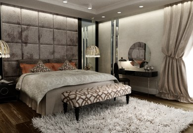 Elegant Master Bedroom Designs