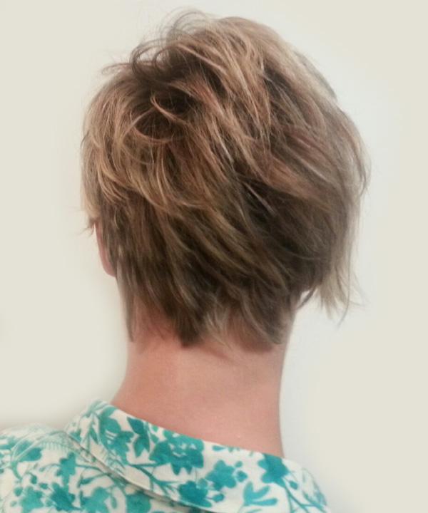 20 idées de coiffures pour cheveux courts - Magazine