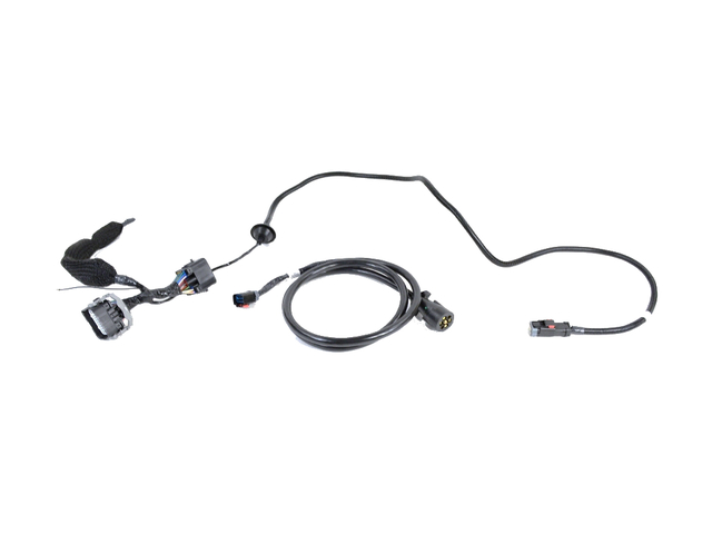 mopar tow vehicle wiring harness