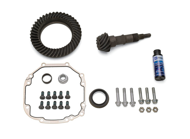 Chevrolet Performance Camaro 1LE 3.91 Gear Kit For The
