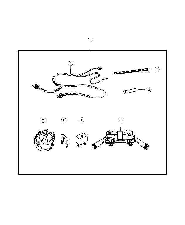 [Brand] Genuine OEM Multi-Function Switch Part# 56010126AI