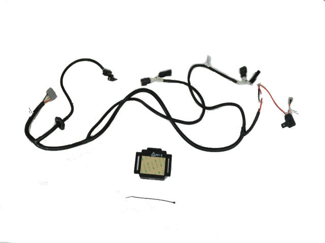 Genuine OEM 2016 Dodge Charger Trailer Tow Wiring Harness