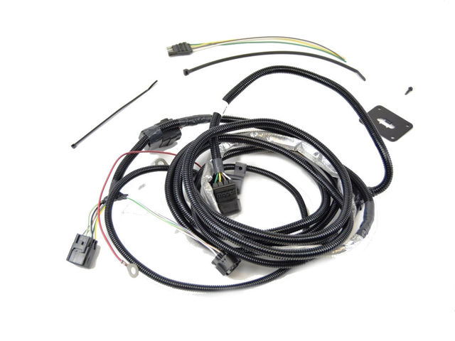 2005-2006 Jeep Grand Cherokee Trailer Tow Wiring Harness