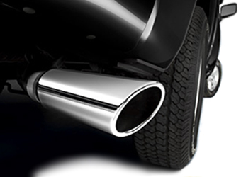 exhaust tip chrome 4 o d and 3 i d
