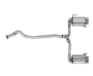 spt exhaust system