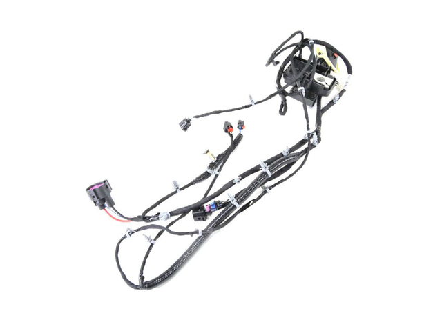 jeep fc 150 wiring system