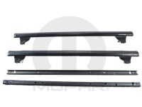 Dodge Nitro: Roof Crossbars/Roof Rack Choices
