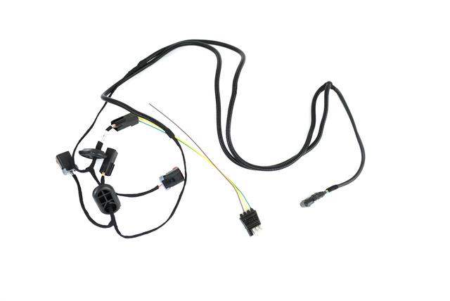 2005-2007 Dodge Caravan Hitch Wire Harness Kit, 4 Wire