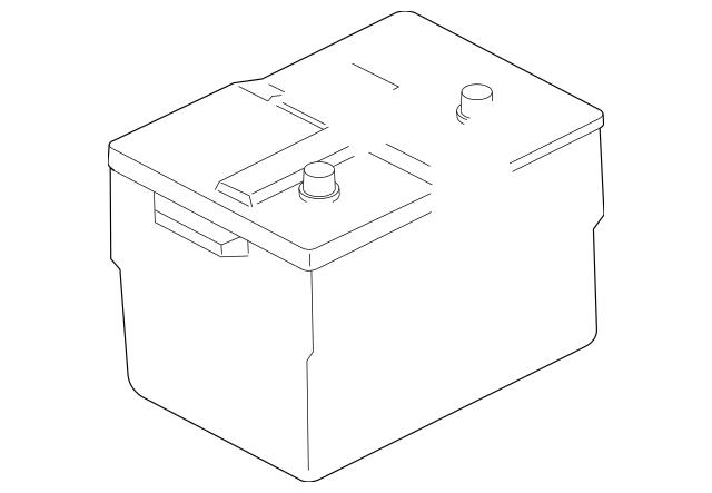 Ford motorcraft battery bxt-65-650