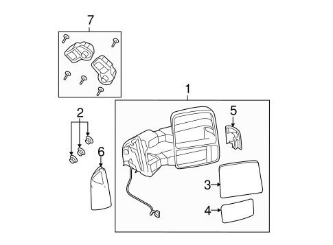 01 Ford Super Duty Fuse Box Diagram, 01, Free Engine Image