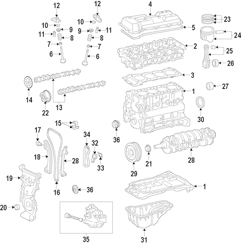 Toyota 22re Engine Pics Toyota VZ Engine Wiring Diagram