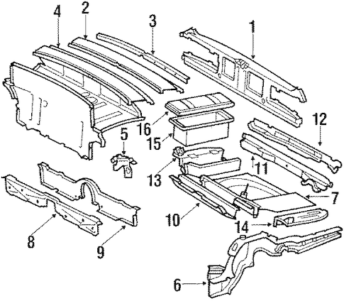 1995 Plymouth Voyager Fuse Diagram, 1995, Free Engine