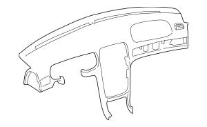 XG350 Panel
