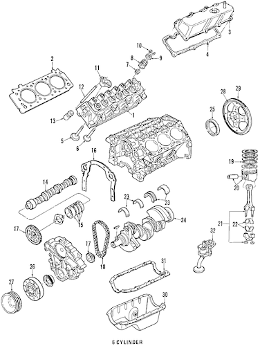 Oem: Parts Ford Oem