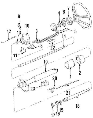 1992 S10 Lighting Wiring Diagram, 1992, Get Free Image