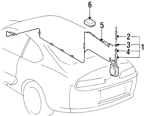 Vw Engine Mount Diagram Smart Engine Diagram Wiring