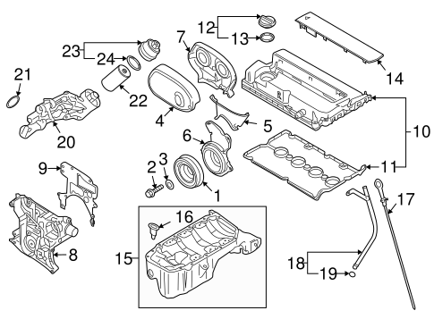 Service manual [Valve Cover Removal Instructions On A 2009