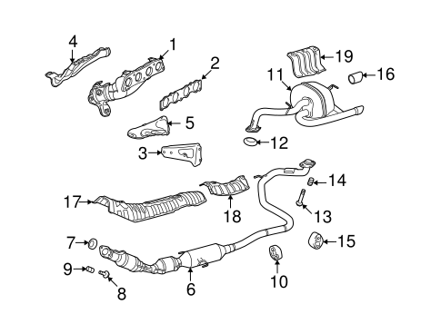 Service manual [2009 Scion Xd Intake Manifold Removal