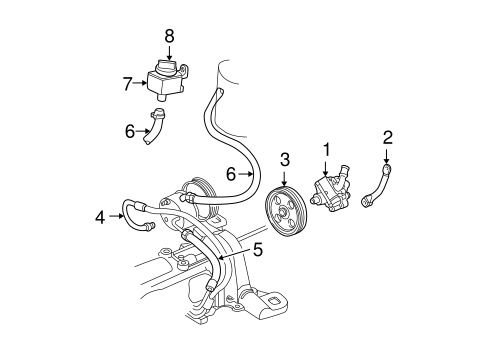 Willys Jeep Motor Engine Diagram, Willys, Free Engine