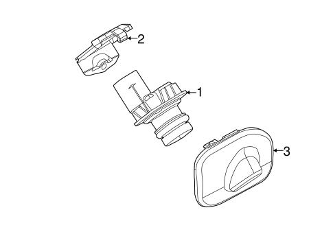ELECTRICAL COMPONENTS for 2011 Ford Transit Connect