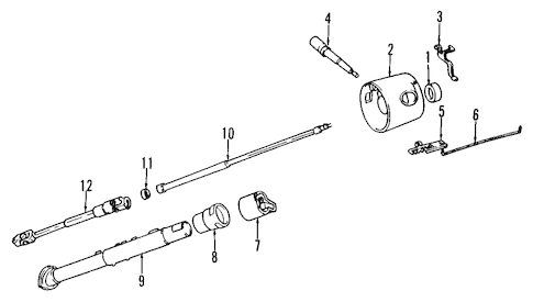 Yj Steering Column Diagram YJ Fuel Line Diagram Wiring