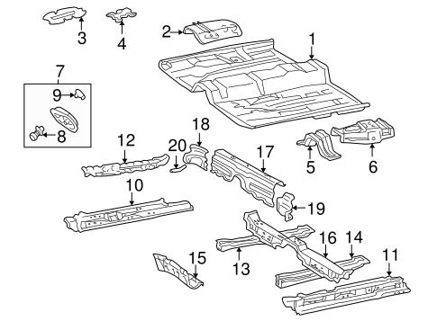 06 Toyota Avalon Serpentine Belt Diagram, 06, Free Engine