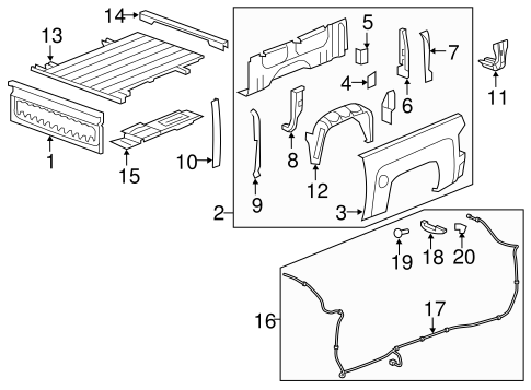 5 3l V8 Chevy Engine Chevy Truck V8 Wiring Diagram ~ Odicis
