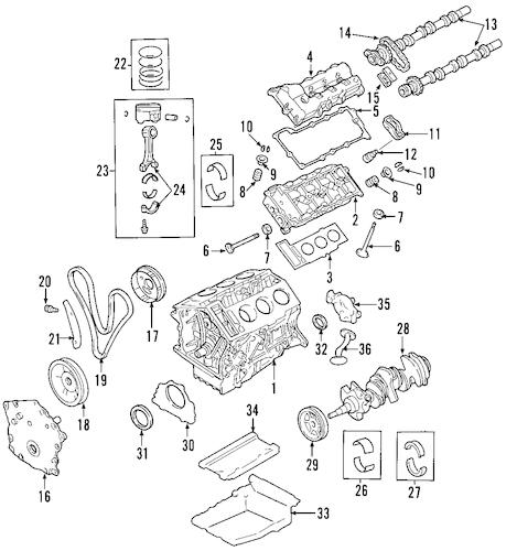 OIL PAN for 2001 Dodge Stratus