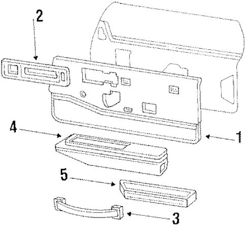 Service manual [Diagrams To Remove 1965 Pontiac Bonneville