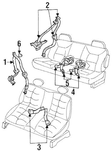 Diagram 2002 Lincoln Blackwood Engine Diagram