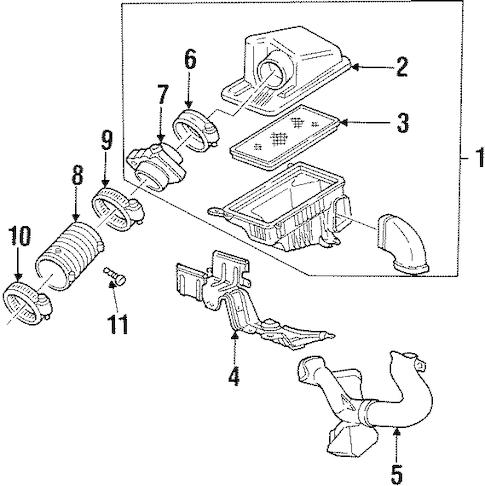 Oldsmobile 3 4l Engine 2.7L Engine Wiring Diagram ~ Odicis